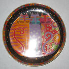 Fanciful Felines Laurel Burch with Stand 3 Cats Signed Number Franklin Mint