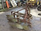 International Vintage Classic Antique Tractor Hydraulic Plough