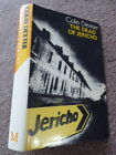 Colin Dexter THE DEAD OF JERICHO macmillan 1981 first 1st edition crime