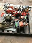 Pallet of Chainsaws Echo, Stihl & Poulan (1 Owner) - Parts Only