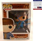 Sean Astin Signed Funko Pop Figurine Goonies Mikey PSA DNA Authenticated COA