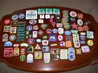 100 piece Lot Girl Scout Patches Pins Badges