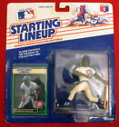 1989 Shawon Dunston(Chicago Cubs)Baseball Starting Lineup figure slu
