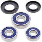 Honda VF1000F Interceptor 1984 Rear Wheel Bearings And Seals