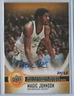 Magic Johnson Auto 2014 UD National Convention Collectibles Autograph 20 25 SP
