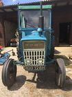 Ford 3000 tractor 1970 Basildon made grass cutting life