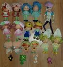 LOT OF 15 VINTAGE AMERICAN GREETINGS STRAWBERRY SHORTCAKE DOLLS