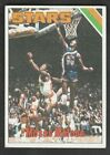 1975-76 TOPPS MOSES MALONE (RC) BASKETBALL CARD #254