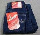 NEW Vintage Womans Wrangler Misses Full Fit Heavyweight Denim Jeans Size 8 NWT