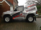 Mitsubishi Pajero Evolution rally raid comp safari 4x4 race buggy evo