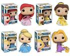 Funko Pop Disney: Princess Collectors Set - Action Figures & Statues