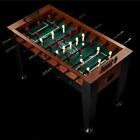 54 Inch Foosball Soccer Table Sturdy Construction Home Game Room