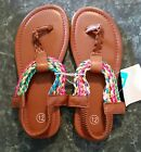 Toddler Girl Size 12 Sandals NEW W TAGS