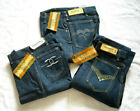 Vtg Lot 3 MAVERICK Womens Juniors Jeans Size 9 NOS NWT Made in USA 70s