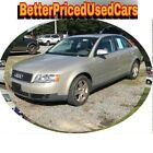 2002 Audi A4 3.0 quattro below $4000 dollars