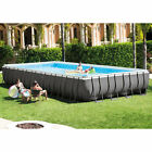 Intex 16 x 32 x 52 Ultra Frame Above Ground Swimming Pool 26371EH