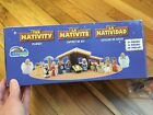 2017 Bible Toys The Nativity Playset New