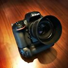 Nikon D D810 Digital SLR Camera + BATTERY PACK + NIKKOR LENS