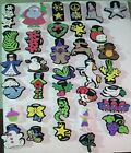 500 Chunky Foam Stamps Cookie Cutter  Craft Playful Pets Stars great for school