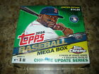 2016 Topps Update Exclusive MEGA BOX with Chrome - THESE ARE LOADED!