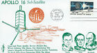 BM066 FDI FDC Apollo 16 Sub Satellite 8c USA Stempel Cape Canaveral 2441972