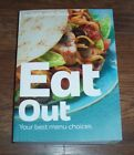 Weight Watchers EAT OUT Best Menu Choices PointsPlus POINT VALUES 2013 Paperback