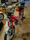 Authentic Vintage 1977 Moto Gabbiano MOPED Florence ITALY