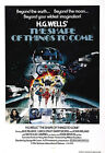 The Shape Of Things To Come Movie Poster Print 1979 Sci Fi 1 Sheet Artwork