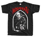 Nosferatu V3 FW Murnau movie poster 1922 T Shirt BLACK ALL SIZES S 5XL