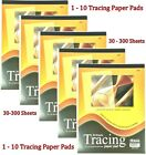 Premium Tracing Paper Pad 30 Sheet 9 x 12 Quality Sketches Book Preliminary