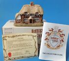 Lilliput Lane Honeysuckle Cottage Miniature English House w Box Deed 1984 00052