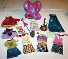 Groovy Girls Clothes & Accessories 21 Piece Lot -  Dresses Chair Tops & Skirts