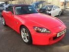 LARGER PHOTOS: 2009 HONDA S2000 2.0 VTEC 2DR CONVERTIBLE MANUAL NON RUNNER / SPARES OR REPAIR