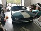 1970 Ford Mustang 1970 Ford Mustang fastback