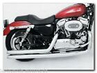 Classic Stepped Tuned Pipes by Samson Exhaust Harley Sportster 2004 2006 XL2 700