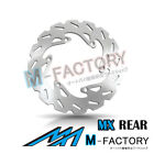 Rear Brake Disc MX Rotor x1 Fit KTM LC4 600 ENDURO 1991-1992 91 92