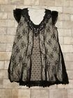 Frock and Frill Womens Lace Tunic Lines Dress Size 22 Flapper Vintage Style