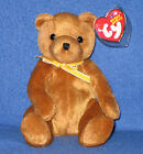 TY SHERWOOD the BEAR BEANIE BABY - MINT with MINT TAGS