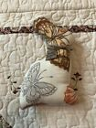 Primitive Handmade Country Bunny Delicate Butterflies Tag: Scatter Kindness