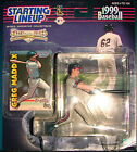 1999 Extended Greg Maddux Starting Lineup Mint Card & Atlanta Braves SLU MLB HOF