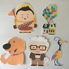 Set Of 5 Cut Outs 6 Height Printed Die Cuts scrapbook For Disney Up Theme Party