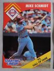 1995 Starting Lineup Mike Schmidt Phillies Baseball Card