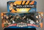 Marvel Super Hero Squad X MEN MOVIE COLLECTION Figures Pack Wolverine Evolution
