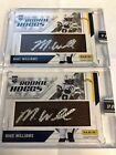 2017 Panini Instant Access Rookie Hoggs Mike Williams RC Autograph Auto SP # 10