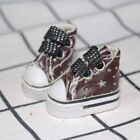 Brown Sneakers Shoes Flats Canvas For 12 TAKARA Neo Blythe Doll