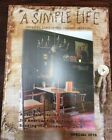 A SIMPLE LIFE MAGAZINE NEW SPECIAL 2016 JILL PETERSON PRIMITIVE DECORATING