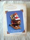 DOWNHILL DELIVERY - Nick and Christopher - #1 - HALLMARK KEEPSAKE ORNAMENT 2004