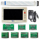 TV Mainboard Tester Tools VbyoneLVDS to HDMI Converter With Seven Adapter Plate