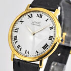 SPECIAL VINTAGE PIAGET IN 18K SOLID GOLD ULTRA THIN 12P AUTOMATIC 24K MICROROTOR