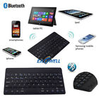 "Universal Bluetooth Keyboard Keypad For 9"" 10"" 10.1"" Tablets IOS Android Windows"